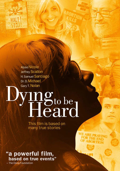 Dying To Be Heard DVD - Various Artists - Re-vived.com