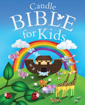 Candle Bible for Kids - Juliet David, Jo Parry - Re-vived.com