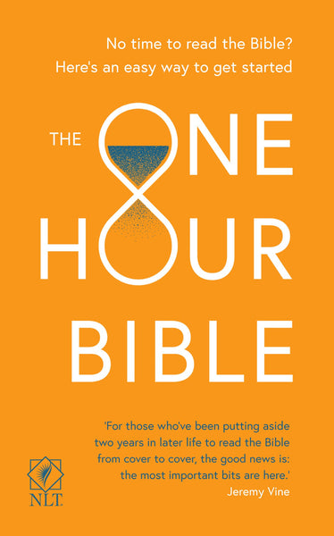NLT The One Hour Bible