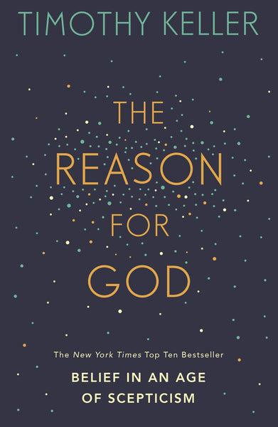 The Reason For God Paperback Book