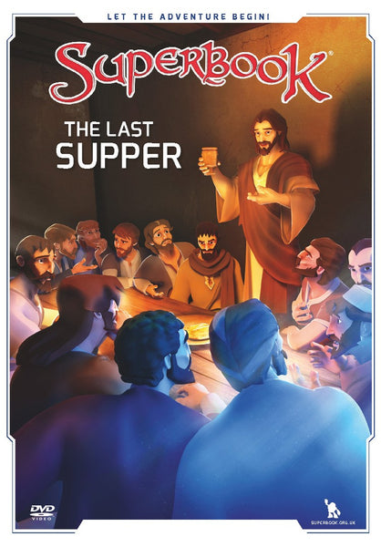 Superbook: The Last Supper DVD
