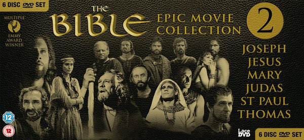 THE BIBLE EPIC MOVIES VOL 2 - TIME LIFE - Re-vived.com