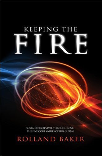 Keeping The Fire - Rolland Baker - Re-vived.com