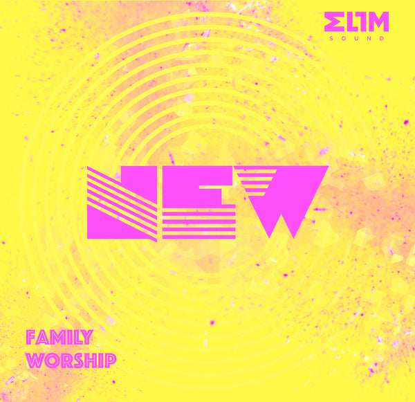 New - Family Worship CD