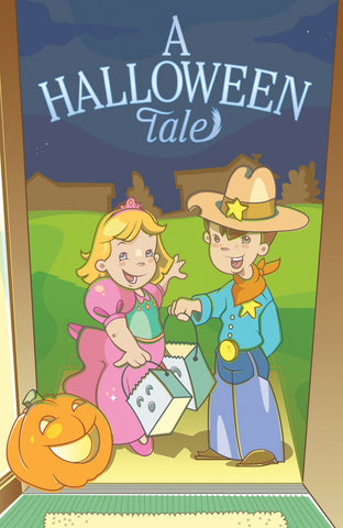 A Halloween Tale (Pack Of 25) Proclaiming The Gospel