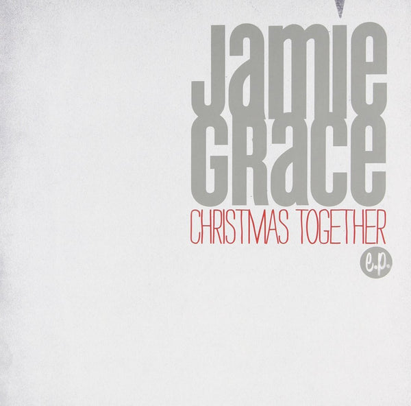Christmas Together CD - Jamie Grace - Re-vived.com