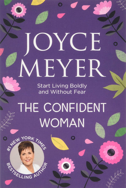 The Confident Woman Paperback Book