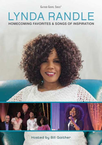 Lynda Randle Homecoming Favourites & Songs Of Inspiration Vol. 1 DVD