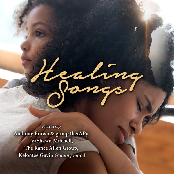 Healing Songs CD