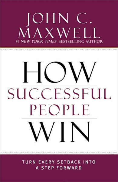 How Successful People Win Hardback