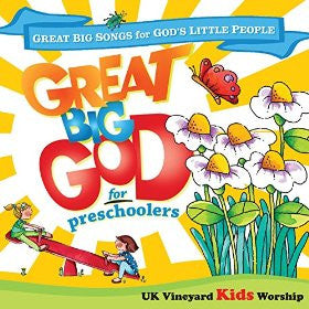 Great Big God for Pre-Schoolers - Elevation - Re-vived.com