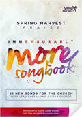 Spring Harvest Praise Immeasurably More Songbook - Elevation - Re-vived.com - 1