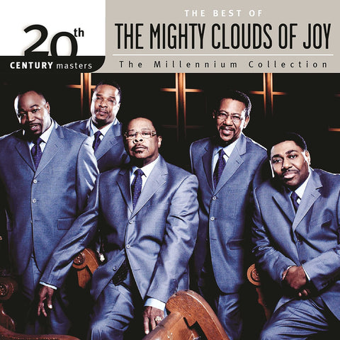 20th Century Masters: Mighty Clouds Of Joy CD - Mighty Clouds Of Joy - Re-vived.com
