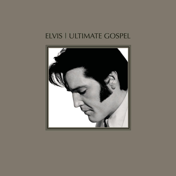 Elvis - Ultimate Gospel CD - Elvis Presley - Re-vived.com