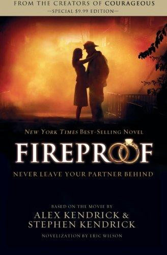 Fireproof Paperback Book