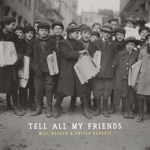 Tell All My Friends CD
