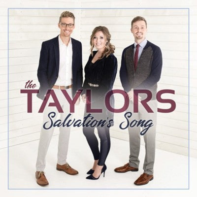 Salvation's Song CD
