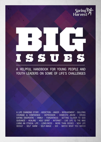 Big Issues - Elevation - Re-vived.com