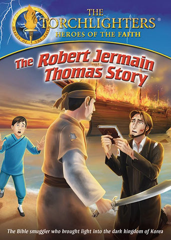Torchlighters: The Robert Jermain Thomas Story DVD - Torchlighters - Re-vived.com