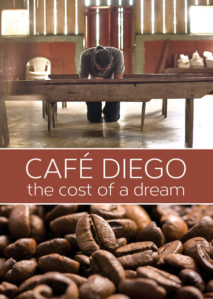 Caf├® Diego - The Cost Of A Dream DVD