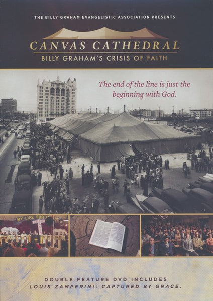 Canvass Cathedral - Billy Graham's Crisis of Faith DVD