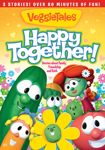 VeggieTales - Happy Together! DVD