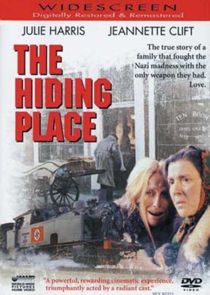 The Hiding Place DVD - Vision Video - Re-vived.com