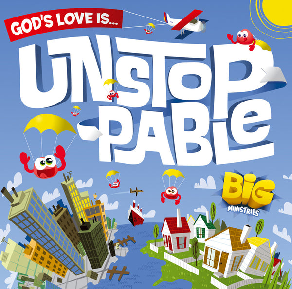 God's Love Is Unstoppable - Elevation - Re-vived.com