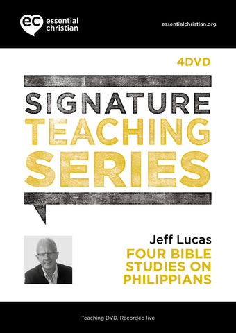 Philippians: Signature Teaching Series 4 Talk DVD Pack