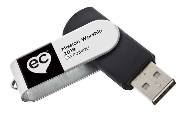 Mission Worship 2018 All Recorded Talks USB