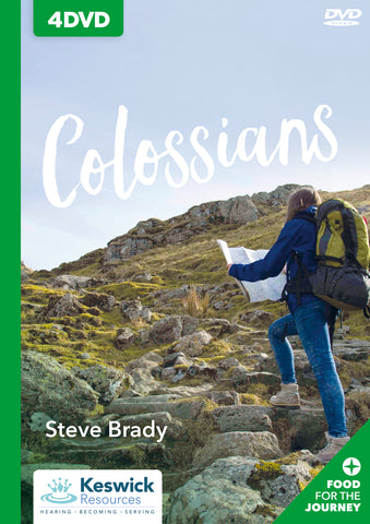 Food For The Journey - Colossians - 4 Talk DVD Pack