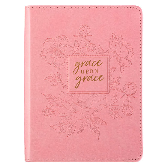 LuxLeather Journal: Grace Upon Grace