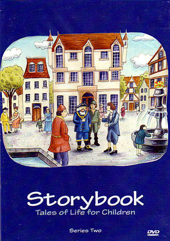 Storybook Series Two - Tales Of Life For Children DVD - Grenville Educational Media - Re-vived.com
