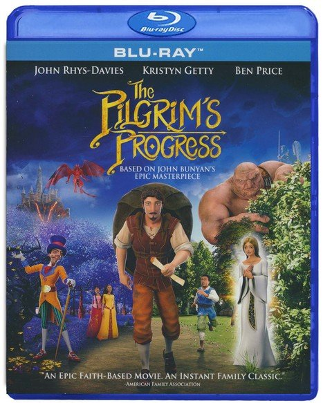 The Pilgrim's Progress Blu-ray