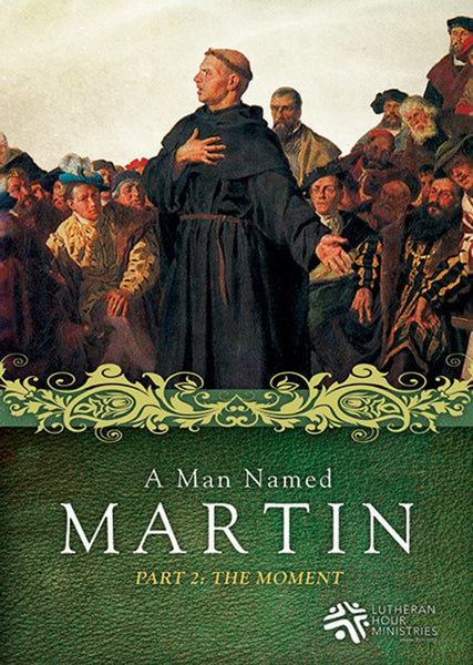 A Man Named Martin Part 2: The Moment DVD