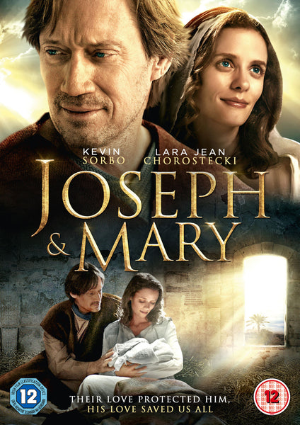 Joseph & Mary DVD - Various Artists - Re-vived.com