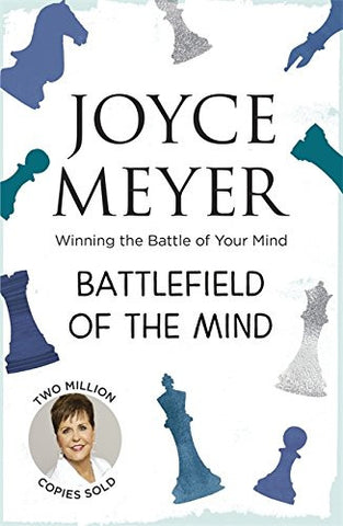 Battlefield Of The Mind Paperback Book