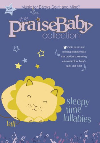 Praise Baby: Sleepy Time Lullabies DVD - Praise Baby - Re-vived.com