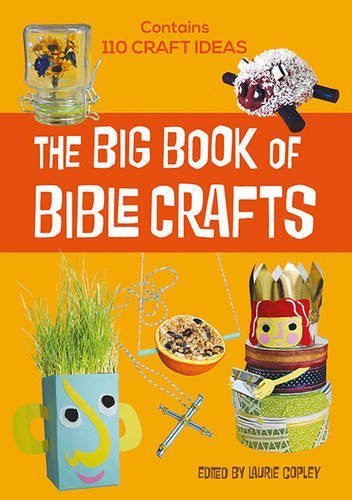 The Big Book Of Bible Crafts - Various Authors - Re-vived.com