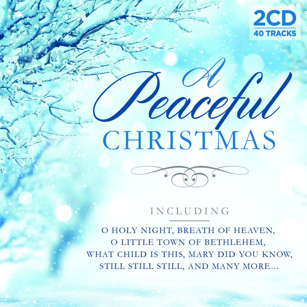 A PEACEFUL CHRISTMAS 2CD - Classic Fox Records - Re-vived.com