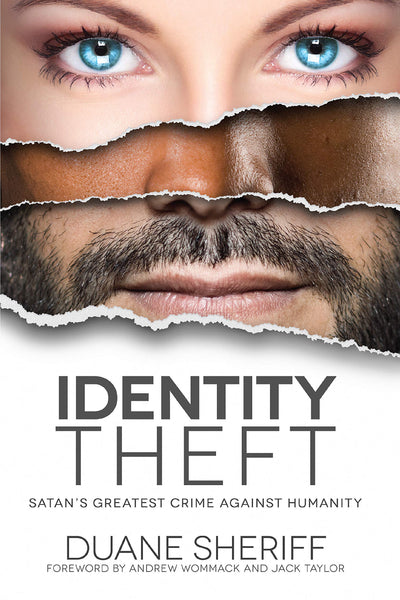 Identity Theft - Satan's Greatest Crime Against Humanity
