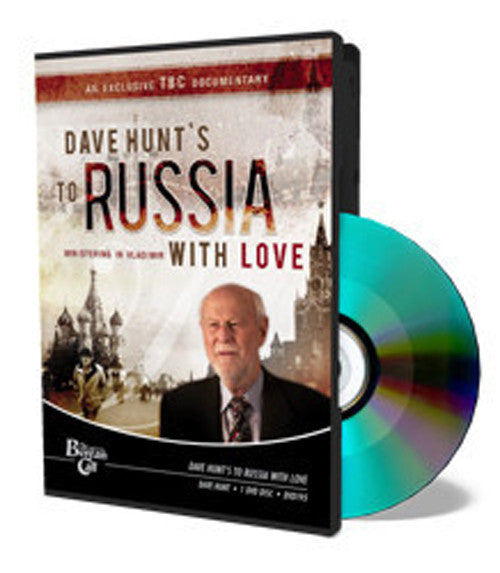 Dave Hunt's To Russia With Love DVD