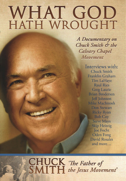What God Hath Wrought DVD