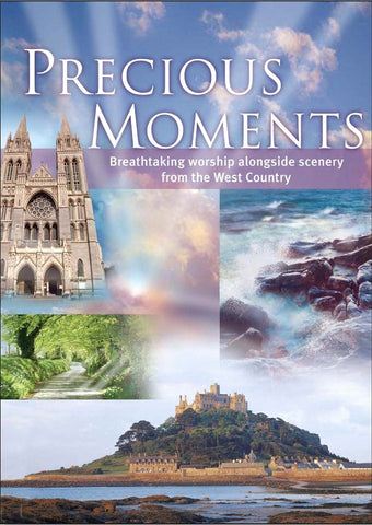Precious Moments 3: Love Divine: Scenic footage from Cornwall