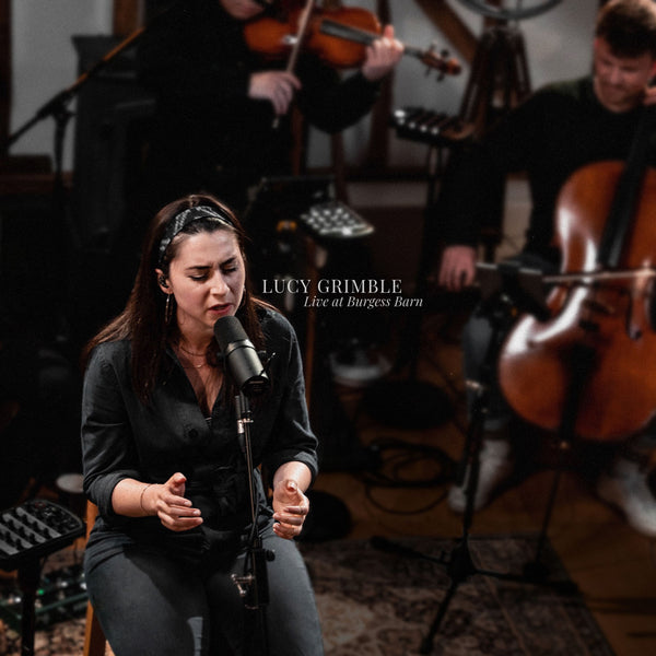 Lucy Grimble Live at Burgess Barn CD