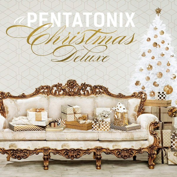 A Pentatonix Christmas Deluxe Edition CD