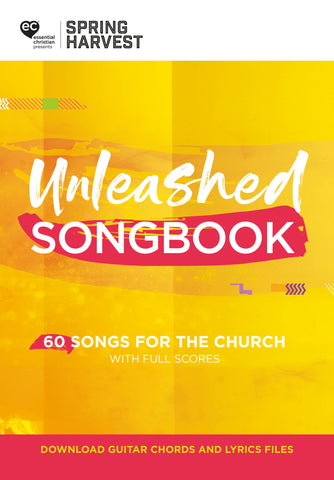 Spring Harvest 2020 Songbook - Unleashed