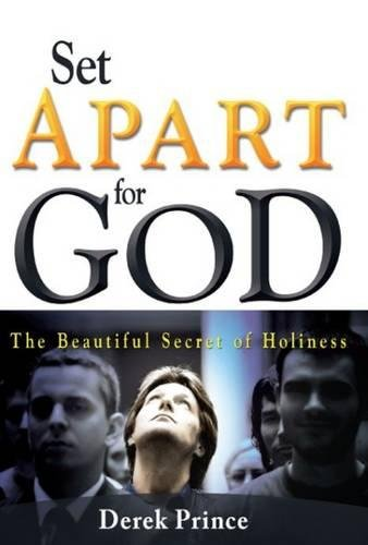 Set Apart For God Paperback Book