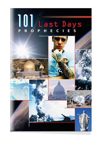 101 Last Days Prophecies (Booklet)