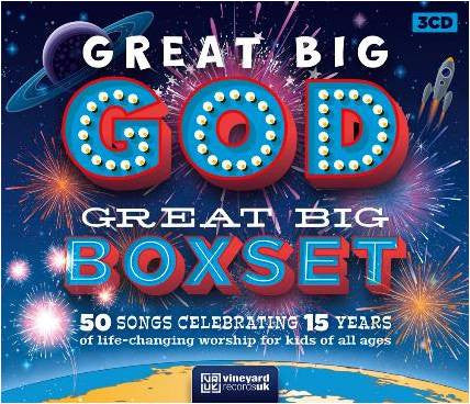 Great Big God - Great Big Box Set - Vineyard Records UK - Re-vived.com